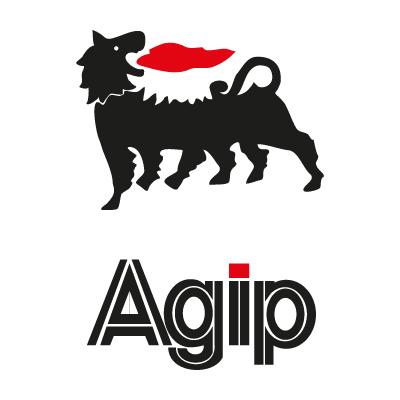 Agip LPG logo vector . - Agip 1926 Vector PNG