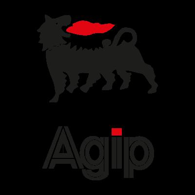 Agip Lpg Logo Vector PNG