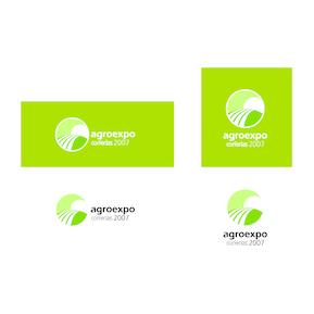 Agroexpo 2007 Logo - Agroexpo 2007 Logo PNG