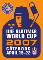 IIHF Oldtimers World Cup 2007 Logo Vector - Agroexpo 2007 Logo PNG