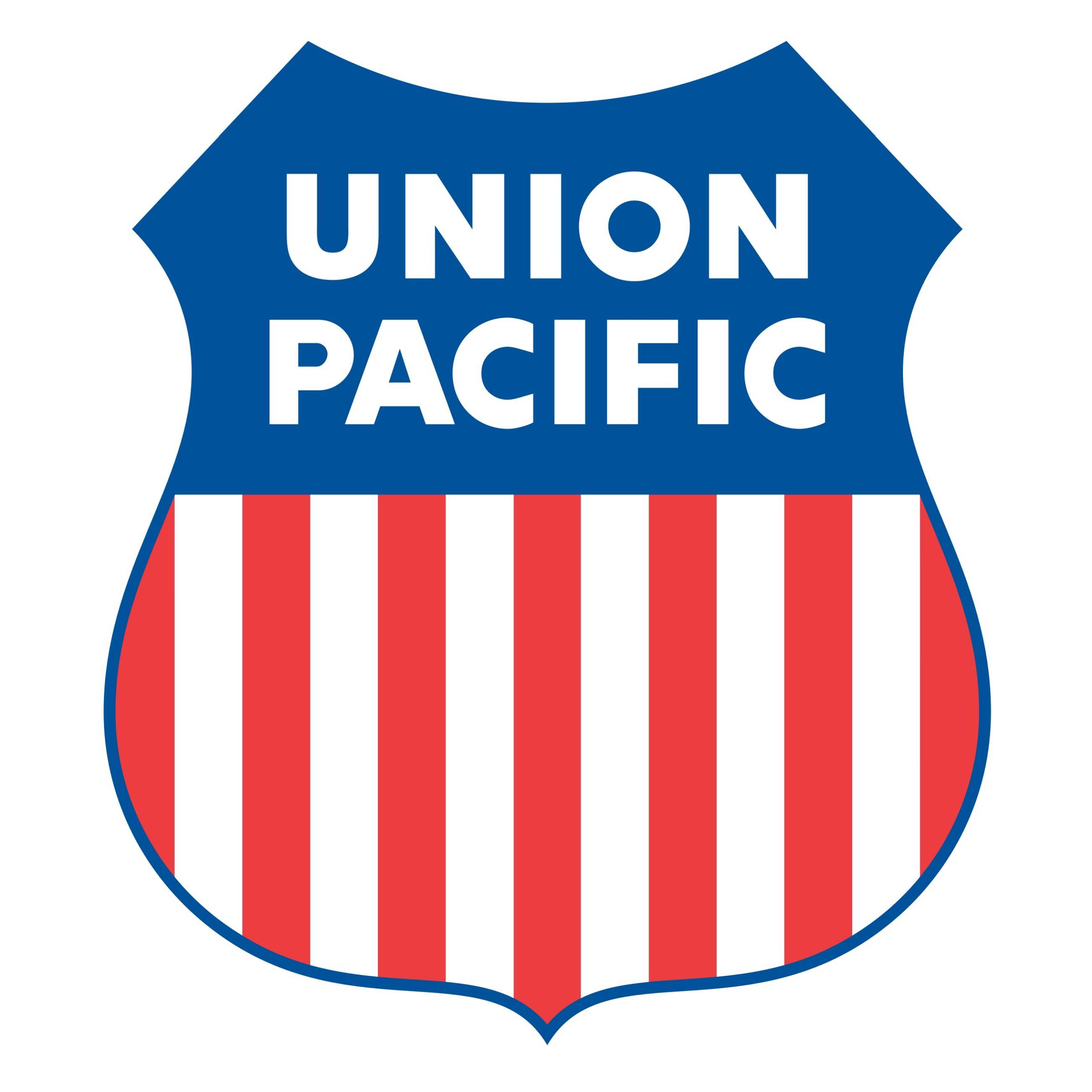 UP u2013 Union Pacific Railroad Logo - Union Pacific Vector PNG - Agroexpo 2007 Vector PNG