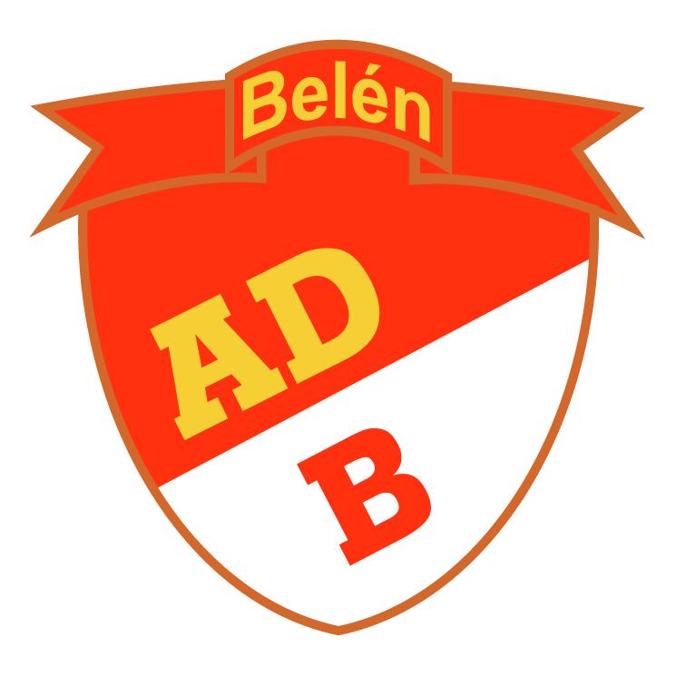 free vector Asociacion deportiva belemita de belen - Agrupacion Deportiva Logo Vector PNG