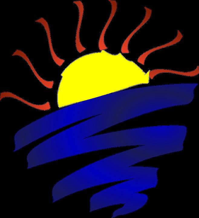 Agua Sol Vector PNG - 36715