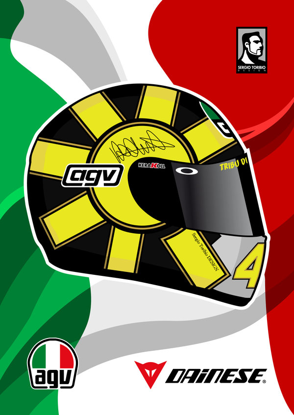 Agv Helmets Logo Vector PNG - 101978