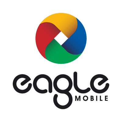 Eagle mobile logo vector - Logo Ahoi Golf Club PNG - Ahoi Golf Club PNG