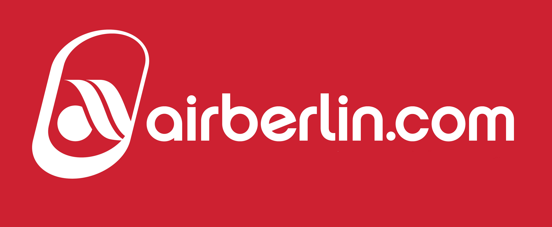 Air Berlin Logo Vector PNG - 35588