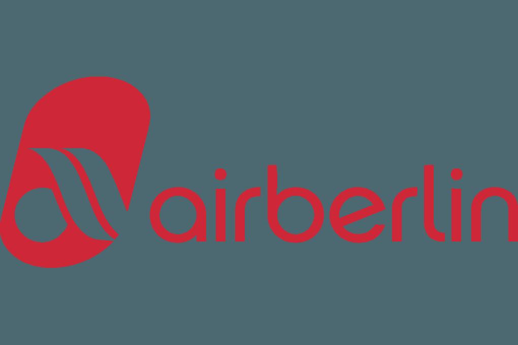 Air Berlin Logo Vector PNG - 35585