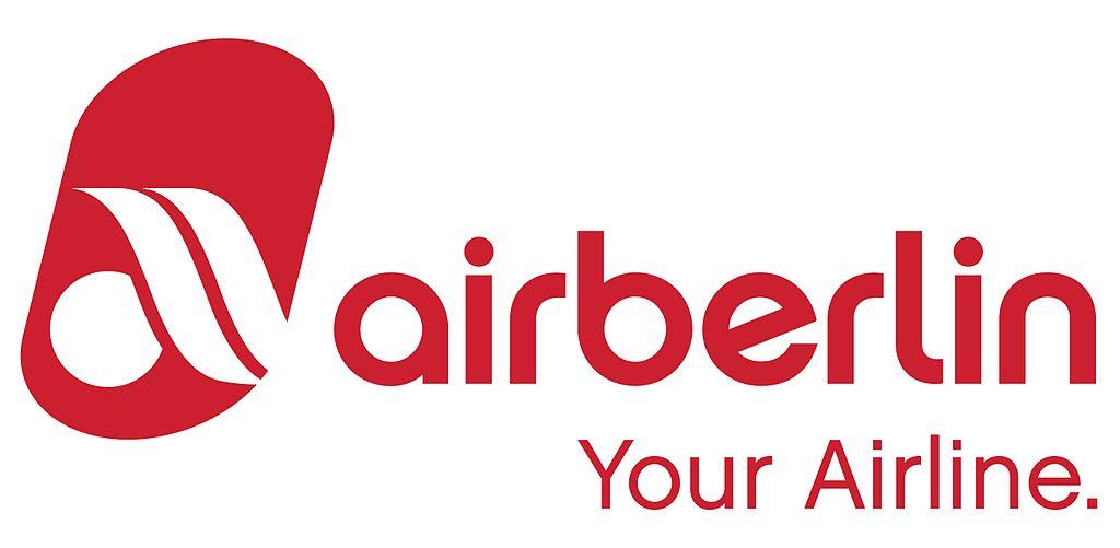 Air Berlin Logo Vector PNG - 35582