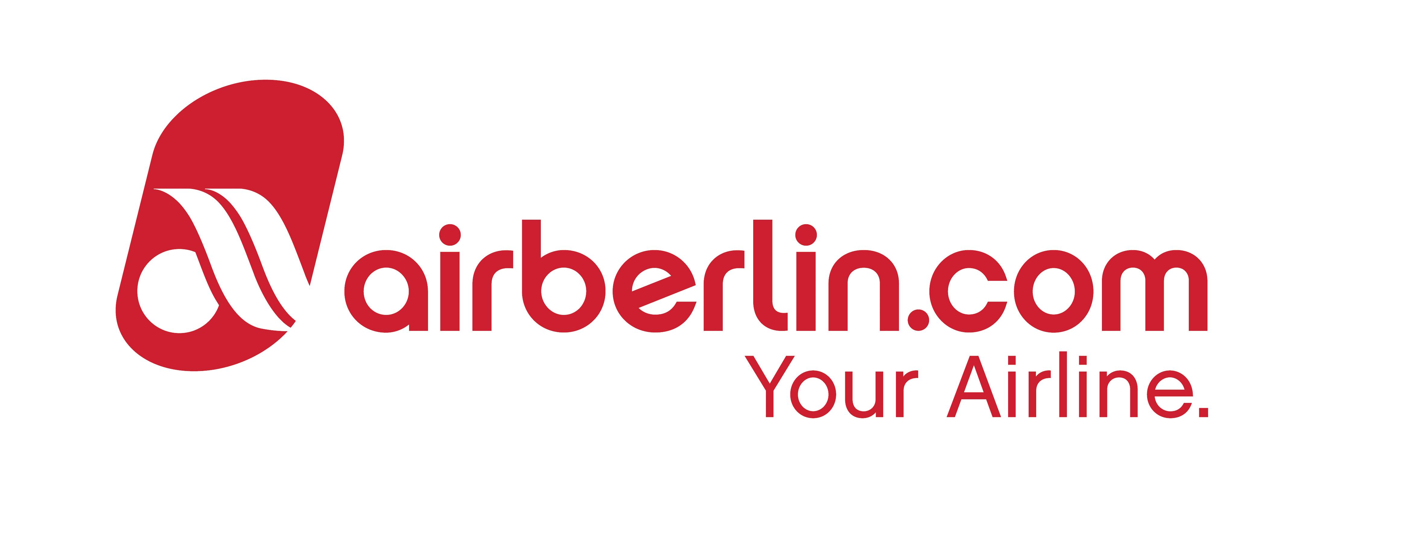Air Berlin Logo Vector PNG - 35581