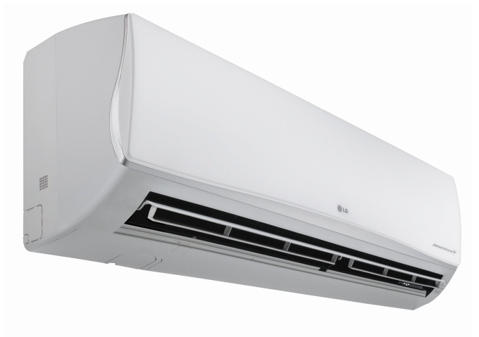 3. LG Smart Inverter - Air Conditioner PNG