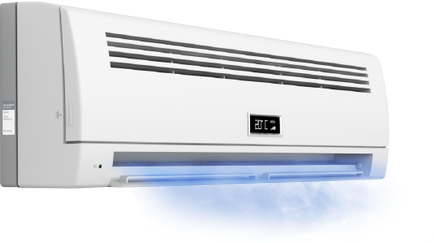Fujitsu Ductless Air Conditioners - Air Conditioner PNG