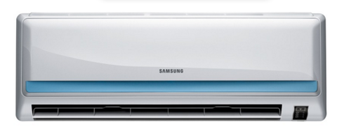 Samsung AS9UUQAFR 220-240 Volt 50 Hertz 9000 BTU Split-Air Conditioner - Air Conditioner PNG
