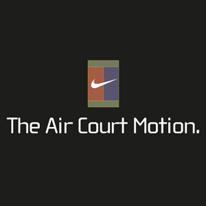 Air Court Motion Logo - Air Court Motion Logo PNG
