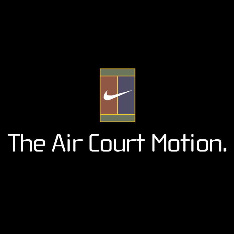 Air Court Motion PNG