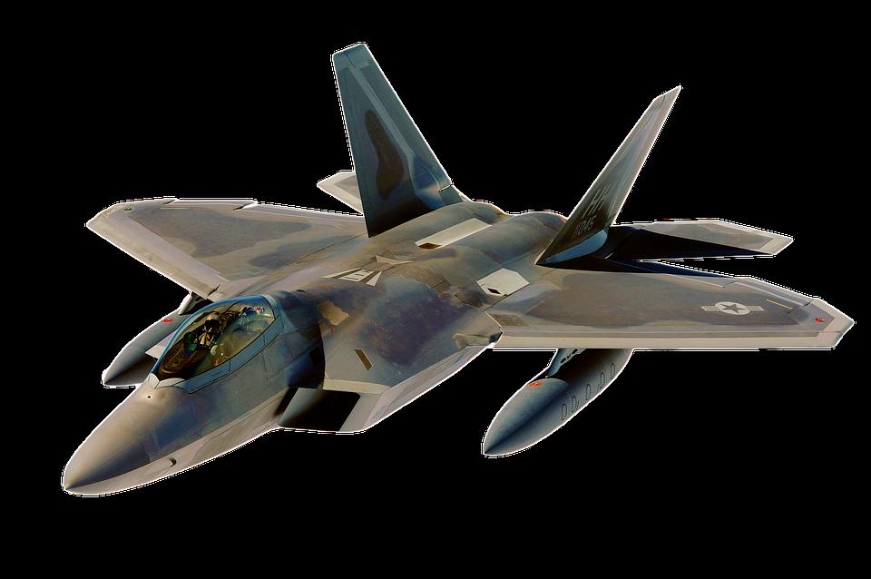 raptor f-22 jet fighter milit