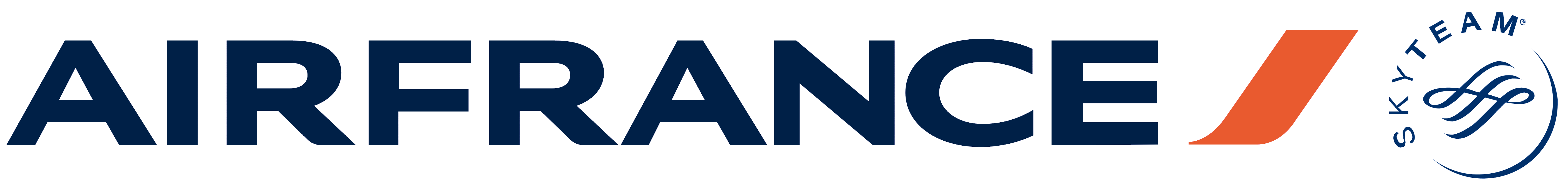 Air France logo (AirFrance, SkyTeam symbol) - Air France Logo PNG