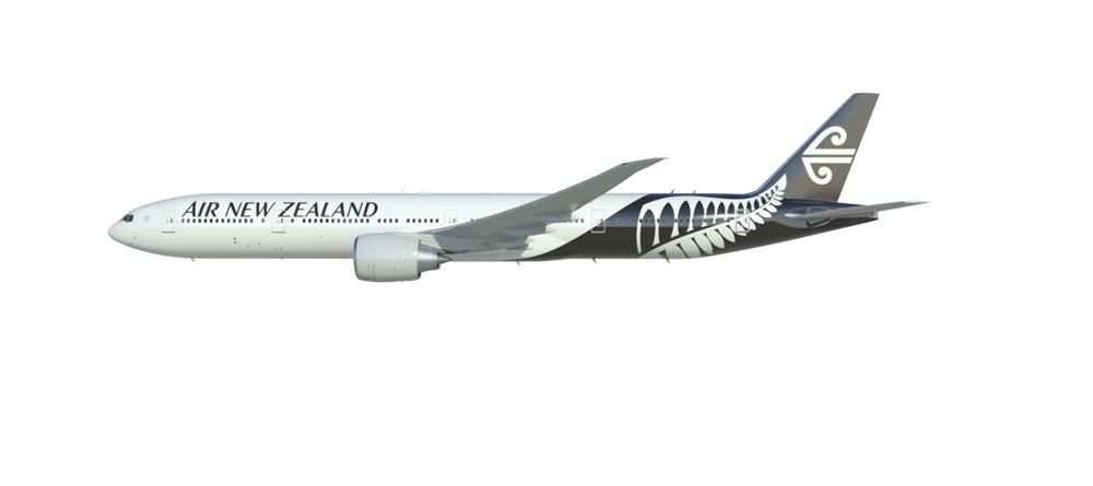 drag to rotate - Air New Zealand PNG
