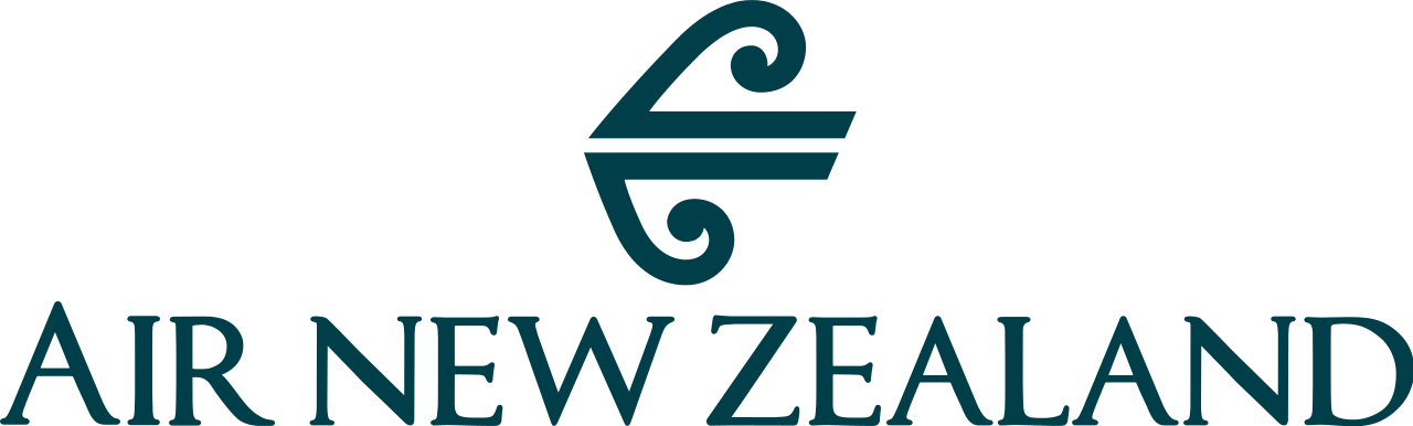 File:Air New Zealand logo (1996 to 2012).svg - Air New Zealand PNG