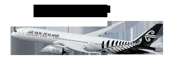 Ahorrar hasta 30% Reservar vuelo - Air New Zealand PNG - Air New Zealand Vector PNG