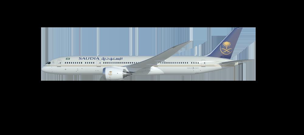 787 Dreamliner - Air Plane PNG HD