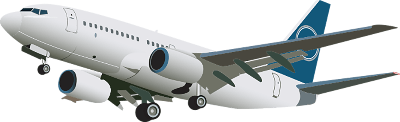 Air Plane PNG HD - 126730