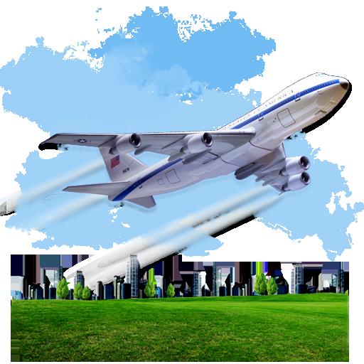 Air Plane PNG HD - 126734