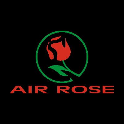 Air Rose (.EPS) vector logo . - Air Rose Logo PNG