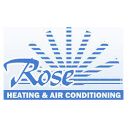 Photo of Rose Heating u0026 Air Conditioning - Urbana, IL, United States. Rose - Air Rose Logo PNG