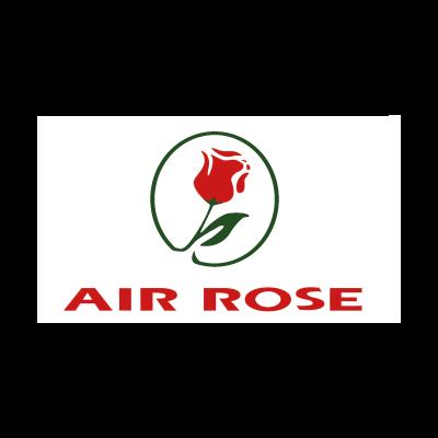 Vector logo Air Rose vector logo - Air Rose Logo PNG