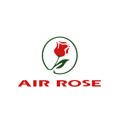 Vector logo Air Rose vector logo - Air Rose Vector PNG