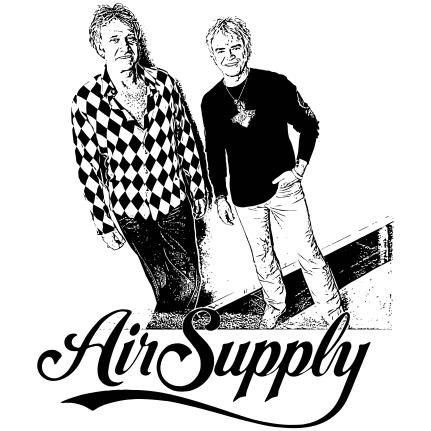 Estampa Para Camiseta Air Supply 000160 - Air Supply PNG