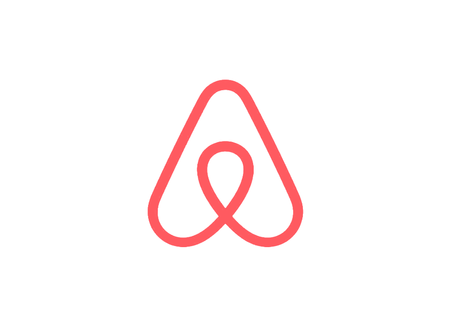 airbnb logo png transparent png images. | pluspng