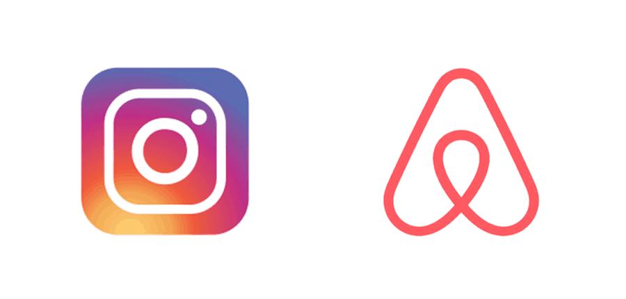 airbnb-logo-instagram-logo - Airbnb Logo PNG