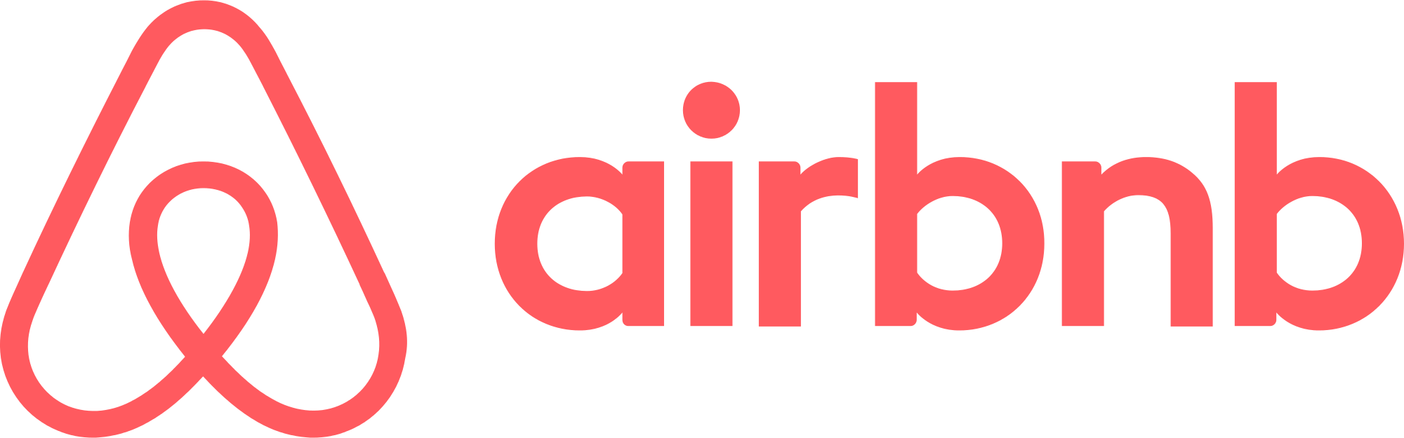 Open PlusPng.com  - Airbnb Logo PNG