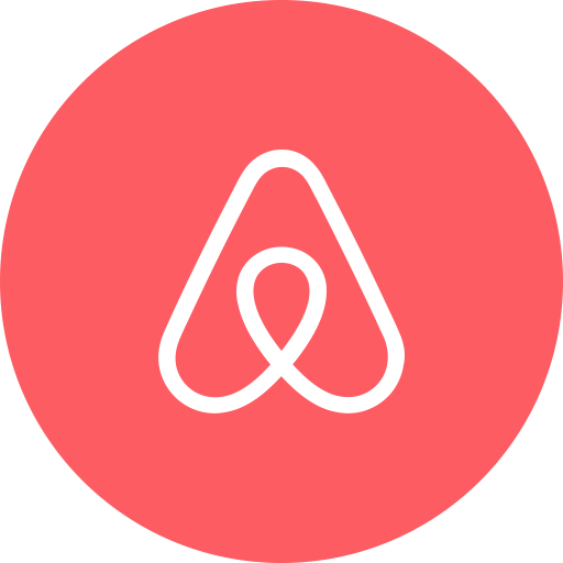 PNG ICO PlusPng.com  - Airbnb Logo PNG