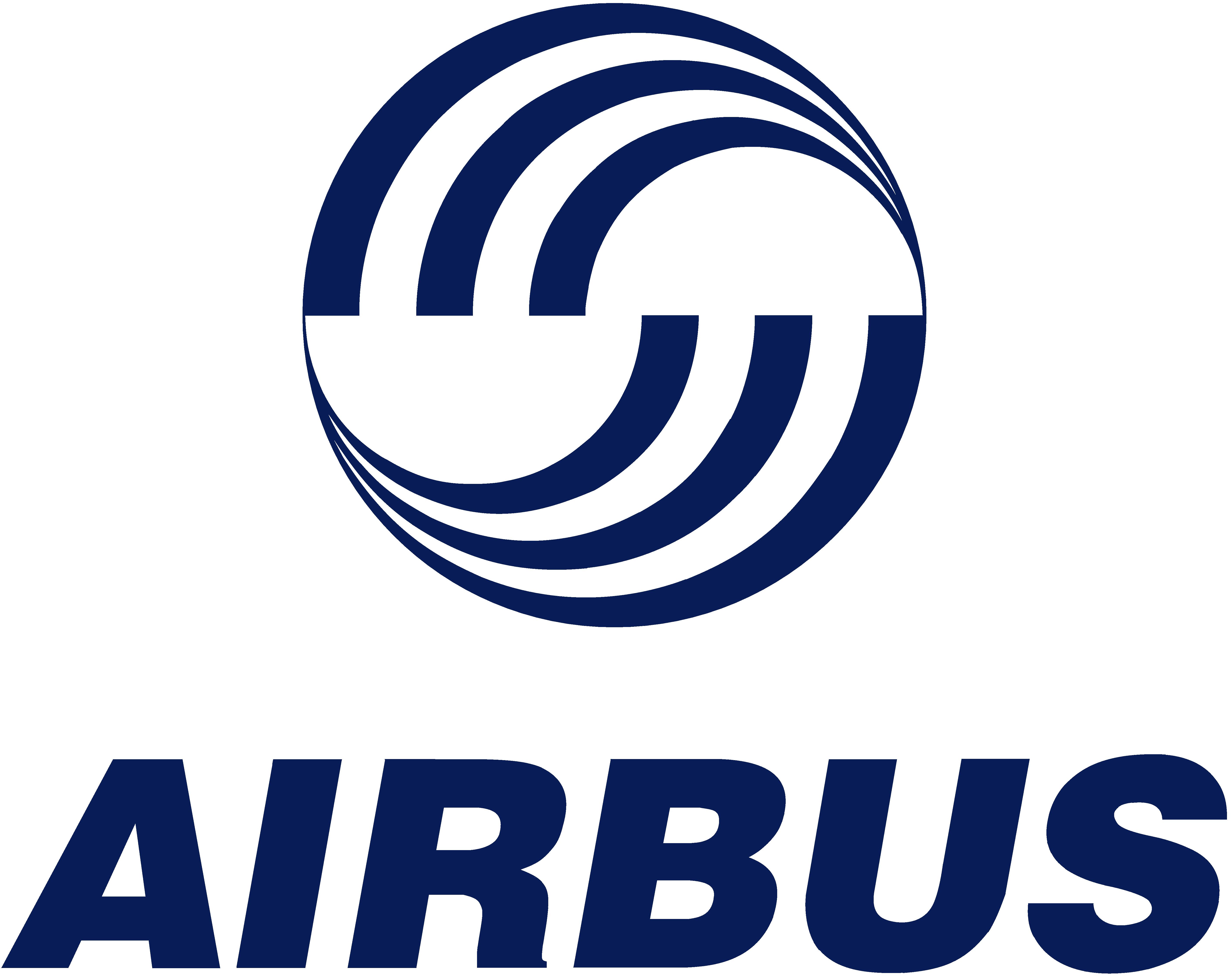 Airbus Logo Vector PNG - 97660