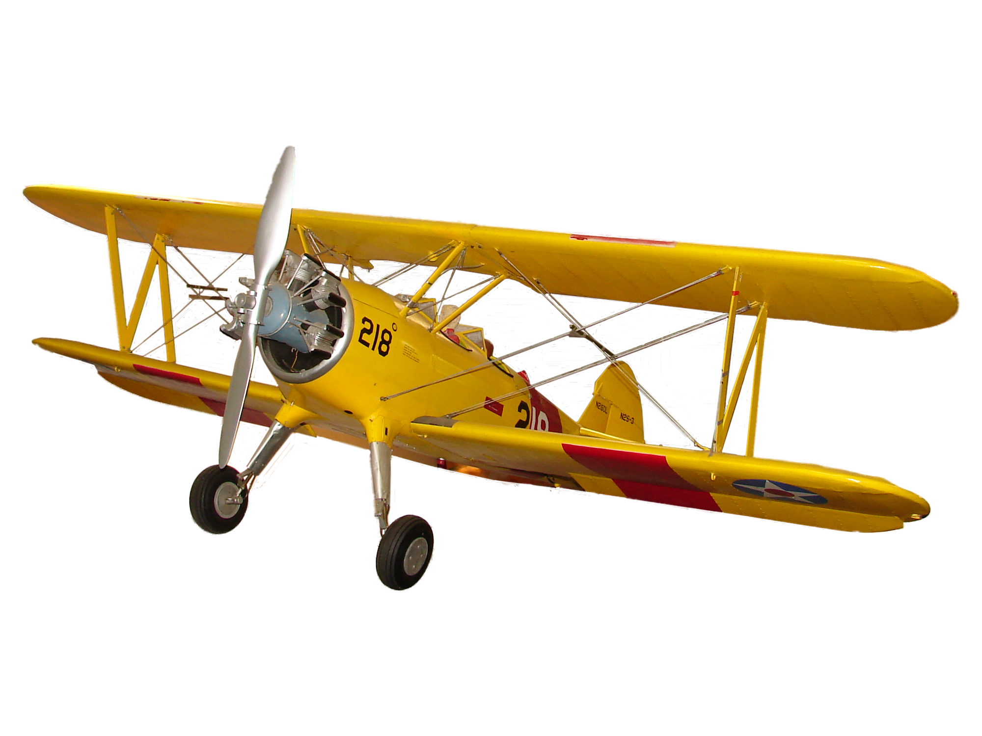 airplane with banner png - Airplane Prop PNG