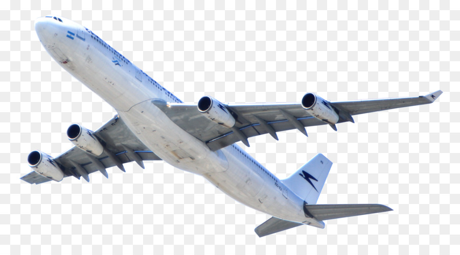 Airplane Aircraft Takeoff Clip art - Passenger Airplane - Airplane Taking Off PNG