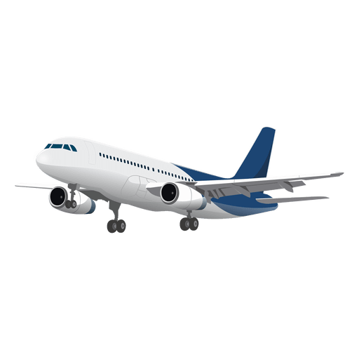 Airplane Taking Off PNG - 160659