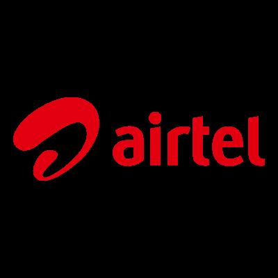 Airtel logo vector . - Airtel 2005 Logo Vector PNG