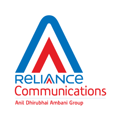 Reliance Communications logo vector . - Airtel 2005 Logo Vector PNG