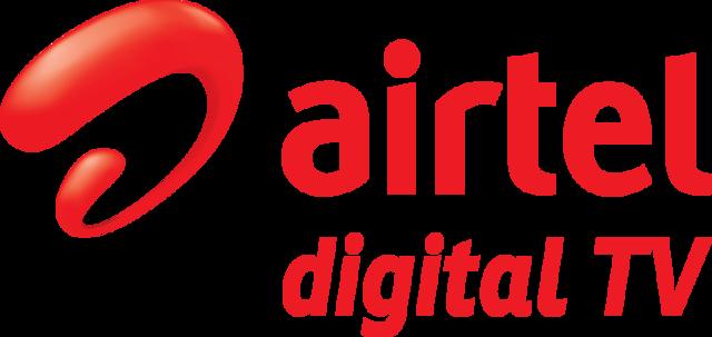 Airtel Digital TV.png - Airtel Logo PNG