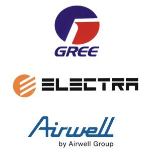 Gree u0026 Airwell u0026 Electra Bölge Bayii - Airwell PNG