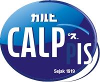 Calpis Logo. Format: AI