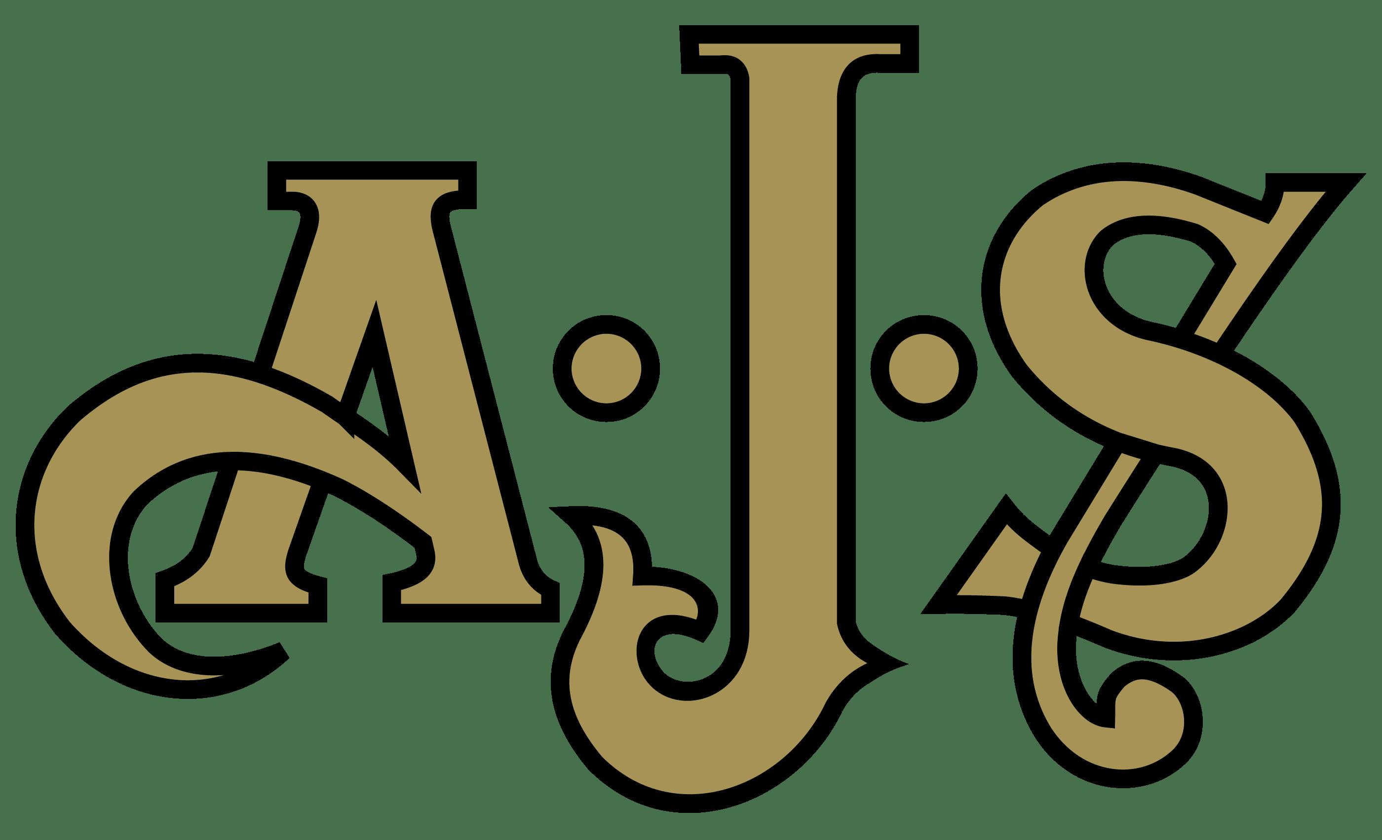 AJS Logo - Ajs Motorcycles Logo Vector PNG