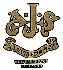 AJS Motorcycles Logo - Ajs Motorcycles Logo Vector PNG