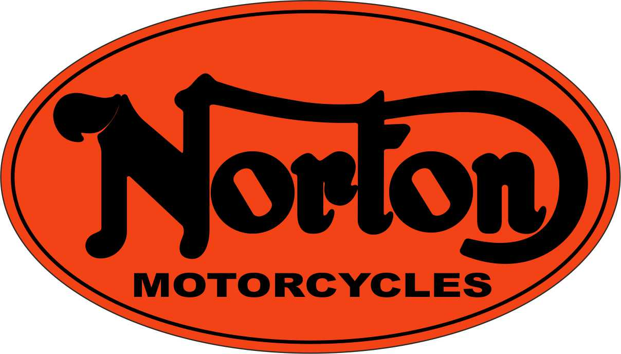 norton motorcycles logo - Google Search - Ajs Motorcycles Logo Vector PNG