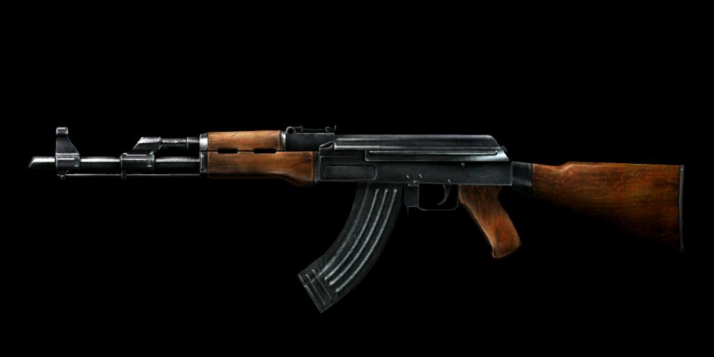 Ak47 HD PNG - 96688