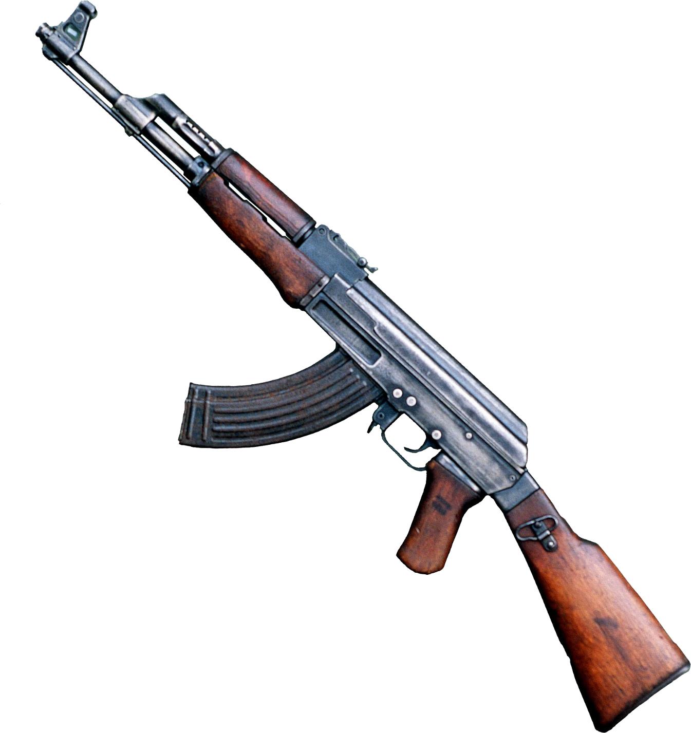 Ak47 HD PNG - 96693