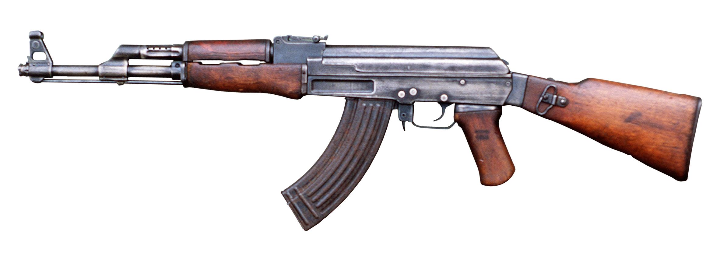 File:AK-47.png - Ak47 HD PNG